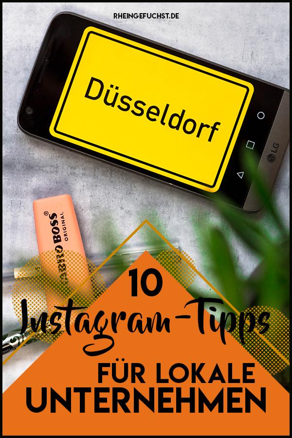 Instagram Tipps für lokale Unternehmen, Vereine und Kunstschaffende